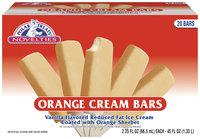 Polar Treats Orange Cream Bars Ice Cream Bar