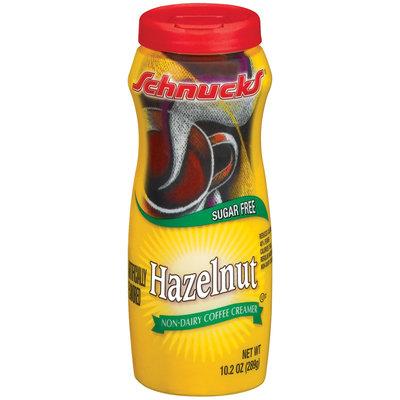 Schnucks Hazelnut Non-Dairy Coffee Creamer 10.2 Ct Pour Spout