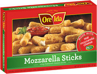 Ore-Ida™ Mozzarella Sticks 50 oz. Box