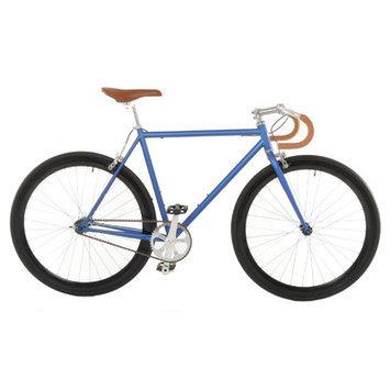 Vilano Attack Fixed Gear Bike Track Bike Matte Blue Medium (54cm)