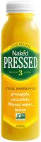 Naked Pressed™ Cool Pineapple™ Juice 12 fl. oz Bottle