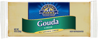 Crystal Farms® Gouda Cheese 8 oz. Package