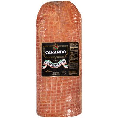 Carando® Canadian Style Bacon