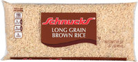 Schnucks® Long Grain Brown Rice 16 oz. Bag