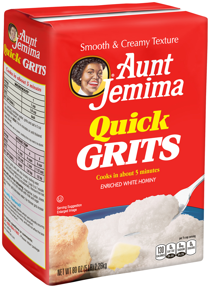 Aunt Jemima® Quick Grits 80 oz. Bag