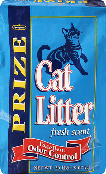 Springfield® Prize Cat Litter Fresh Scent 20 lb. Bag