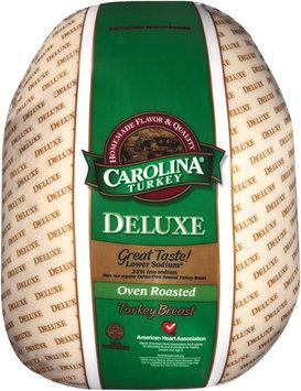 Carolina Turkey Oven Roasted Deluxe Turkey Breast