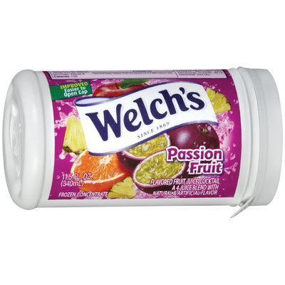 Welch's® Frozen Passion Fruit Cocktail Juice Concentrate