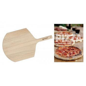 Pizzacraft Pizza Recipe Book & Wood Peel