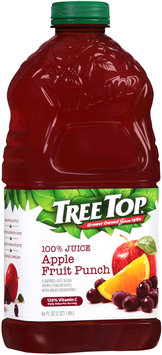 Tree Top® Apple Fruit Punch 100% Juice 64 fl. oz. Bottle