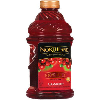 Northland Cranberry 100% Juice 46 Fl Oz Plastic Bottle