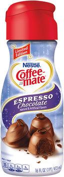 COFFEE-MATE Espresso Chocolate Liquid Coffee Creamer 32 fl. oz. Bottle