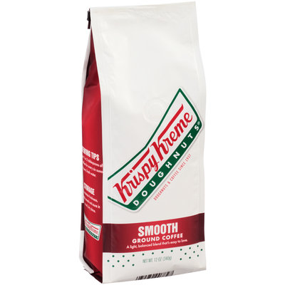 Krispy Kreme® Smooth Ground Coffee 12 oz. Bag