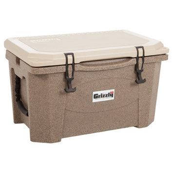 Lantern Post Company 40 Sandstone/Tan- 40 Quart Cooler