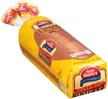 Aunt Hattie's® Split Top Wheat Bread 20 oz. Loaf
