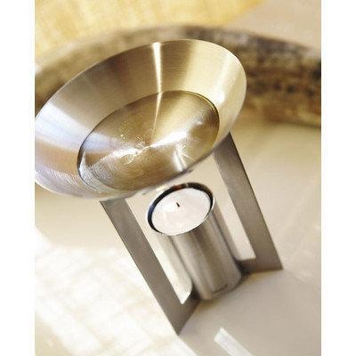 Blomus 68367 stainless steel aromatherapy burner