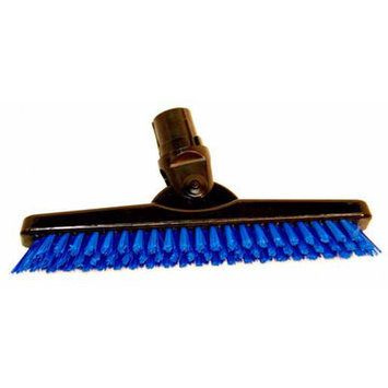 Syr Grout Brush BLK Bristles Color: Blue