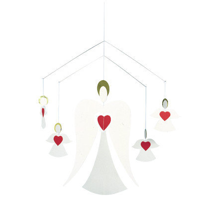 Flensted Mobiles Christmas Angel Family Mobile