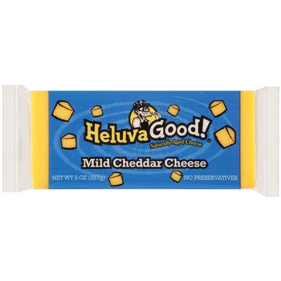 Heluva Good Mild Cheddar Cheese
