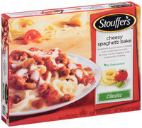 Stouffer's Classics Cheesy Spaghetti Bake