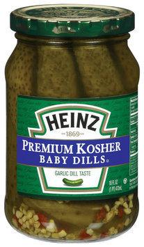 Heinz® Premium Kosher Baby Dills Pickles