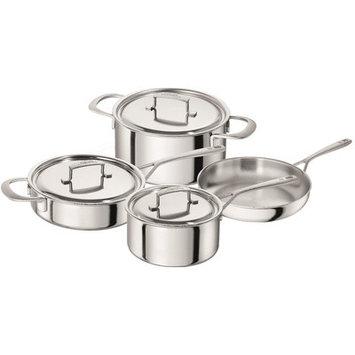 Zwilling J.a. Henckels Zwilling Sensation 7 Piece Cookware Set Stainless Steel