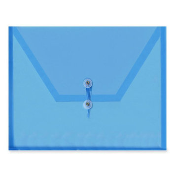 Itoya Poly Envelopes, Button/String Clsre,13