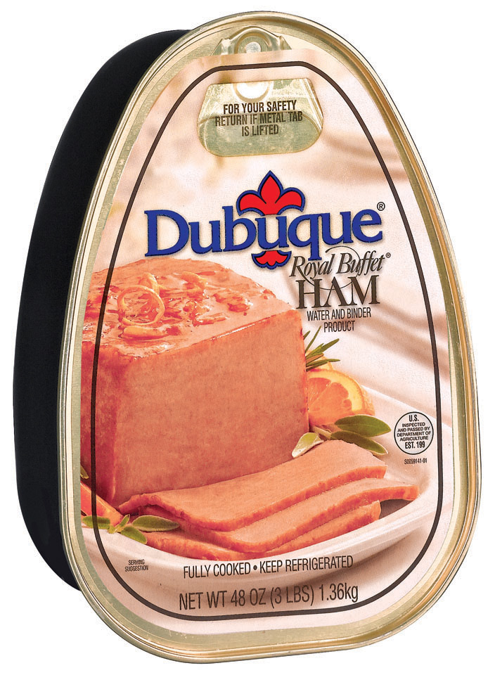 DUBUQUE Royal Buffet Ham