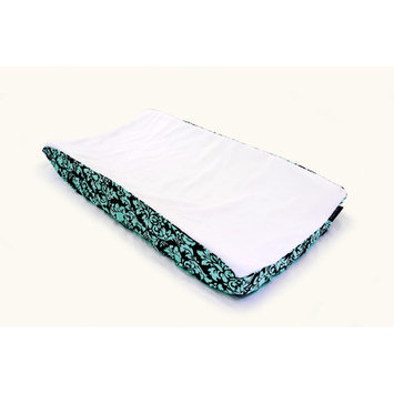 Ah Goo Baby Changing Pad Cover Pattern: Vintage Blue