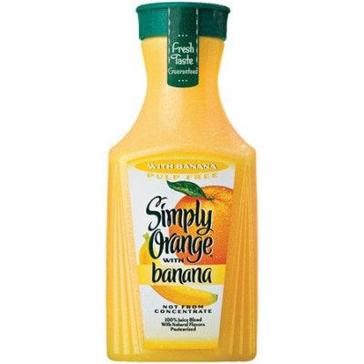 Simply Orange® with Banana juice