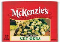 Mckenzie's Cut Okra 16 Oz Bag