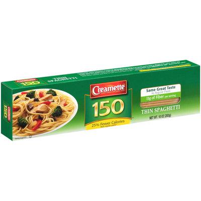 Creamette® 150® Thin Spaghetti Pasta 10 oz. Box