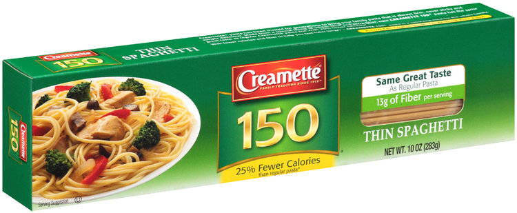 Creamette® 150® Thin Spaghetti Pasta