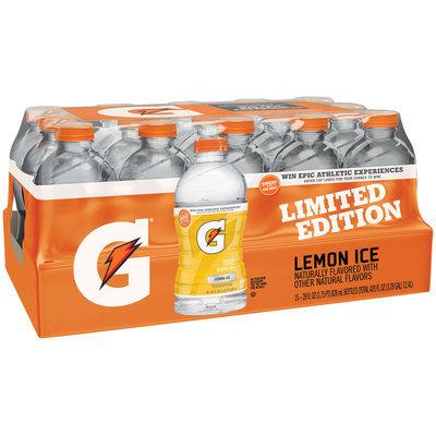 Gatorade® Lemon Ice Thirst Quencher 28 fl. oz. Bottle