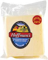Hoffman's American Cheese  Cracker Cuts 12 Oz Pack