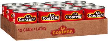 La Costena® Whole Black Beans 12-29 oz. Cans