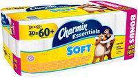 Essentials Soft Charmin Essentials Soft Toilet Paper 30 Giant Bonus Rolls