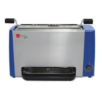Ronco Ready Grill Color: Blue