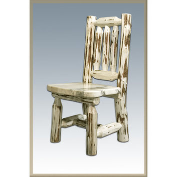 Montana Woodworks MWKK Child's Chair Ready To Finish