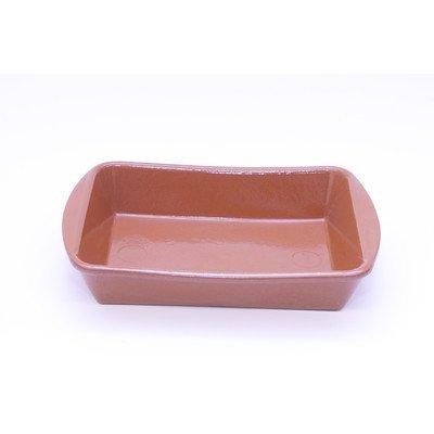 Regas Ceramics Large Terracotta Oven Tray