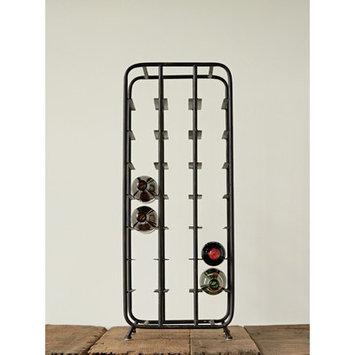Creative Co-op Sonoma Metal Wine Bottle Rack