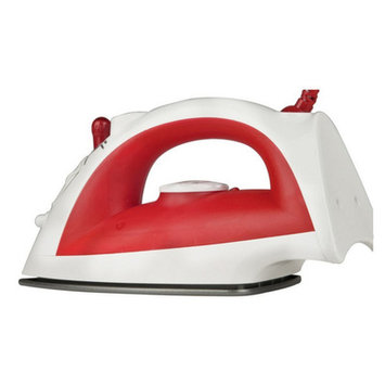 Bennoti Full Functioned Heat/Steam Iron Color: Red
