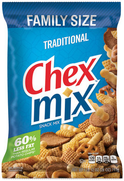 Chex Mix® Traditional Snack Mix 28 oz. Bag