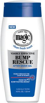 Magic® Bump Rescue Clean Fresh Scent After-Shave Gel 4.0 fl. oz. Bottle