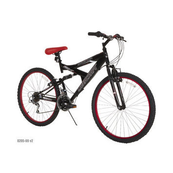 Dynacraft Mens' Equator Full Suspension Mountain Bike