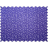 Stwd Cloudy Stars Fabric by the Yard Color: Purple