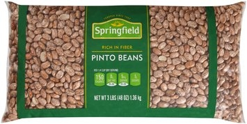 Springfield® Pinto Beans 48 oz. Package