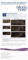 Clairol Nice 'n Easy Non-Permanent 77 Medium Ash Brown Hair Color Kit