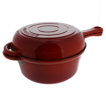 Chasseur Combi Cook Color: Flame Red