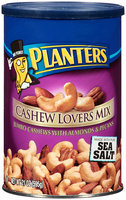 Planters Cashew Lovers Mix 21 oz. Canister